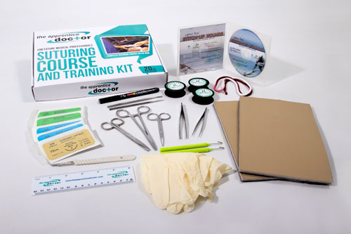 Practice Suture Kit for Medical Students